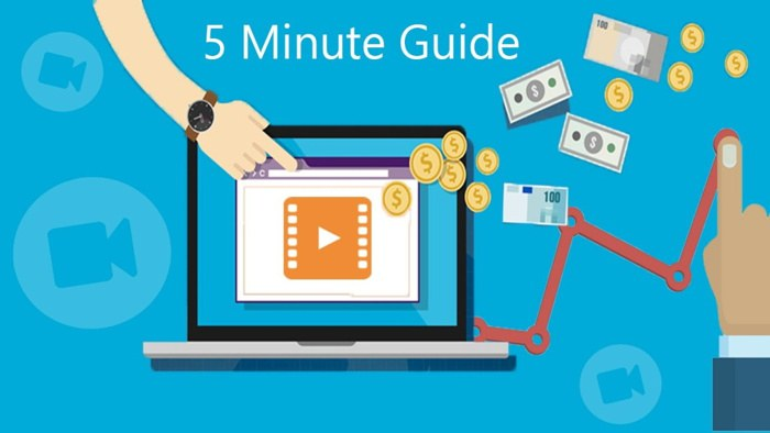 5 Minute Guide To Making A Killer Promo Video
