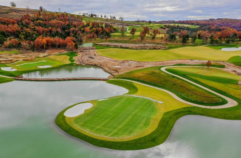 Golf courses for sale.  Payne's Valley (Ridgedale, MO).jpg