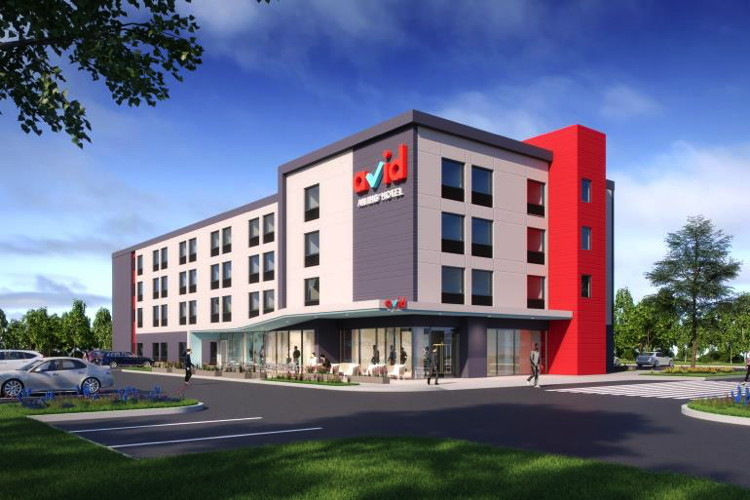 IHG Reveals Name of Its New Midscale Brand - Avid Hotels.  IHG expects the first avid hotels locations to begin construction in early 2018, and the first hotel is anticipated to open in early 2019.