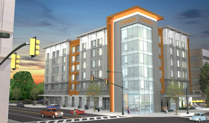 Choice Hotels International, Inc. (NYSE: CHH) has signed an agreement with NIAM Investments to develop a six-story, 119-room Cambria Hotel in Spartanburg, S.C. The upscale hotel is slated to open in summer 2020.