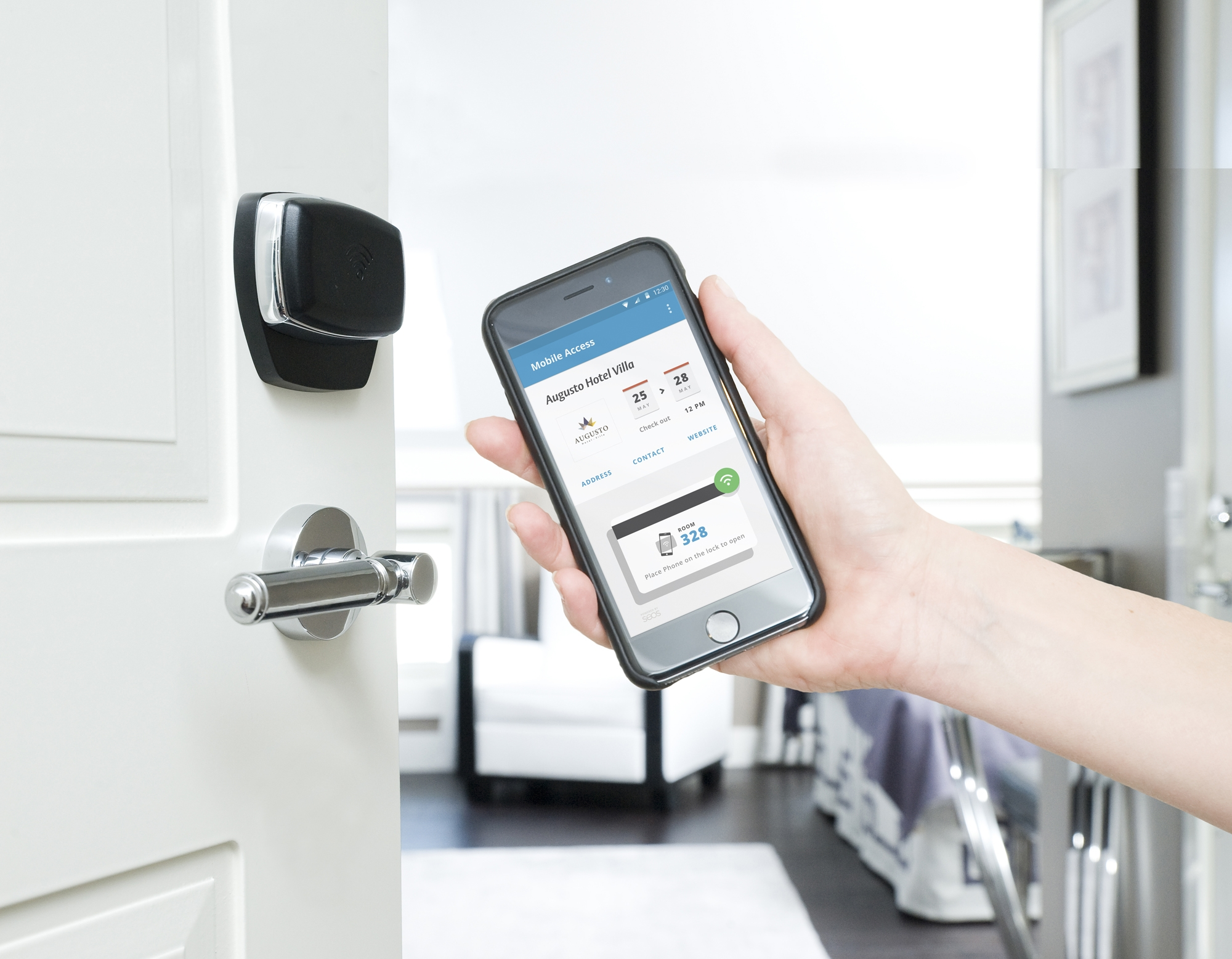 What are the biggest things hoteliers should consider when replacing or upgrading existing door locks? Lock companies narrowed down their top suggestions