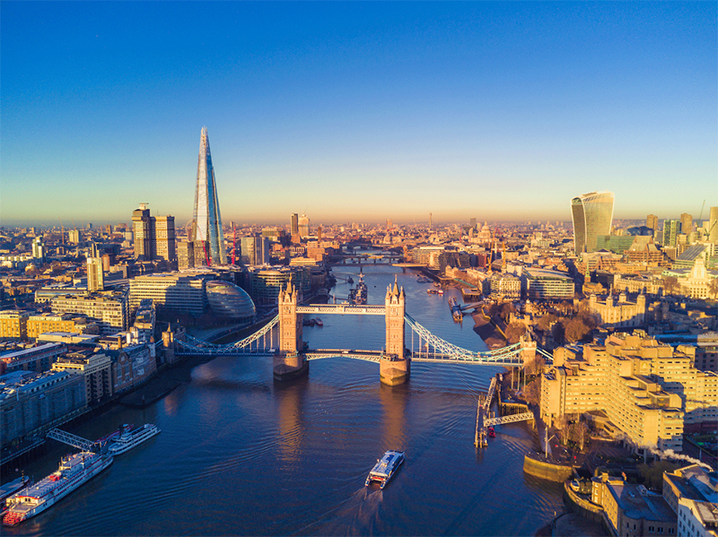London's hotels are hotter than ever. According to Savills, investment into London's hotel market reached £1.1 billion—55 percent of the UK's overall total of £2 billion. What's more, 68 percent of that investment (or £756 million) was international.