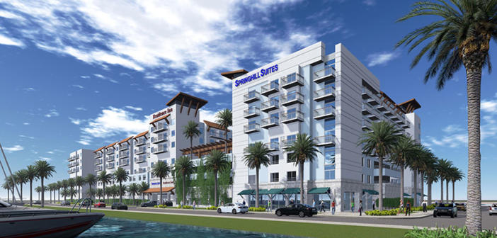 CLEARWATER BEACH, FL—Real estate investment and development company Key International has opened a new Marriott dual-branded Residence Inn—140 suites—and SpringHill Suites Clearwater Beach—115 suites here. LBA Hospitality will oversee the properties.
