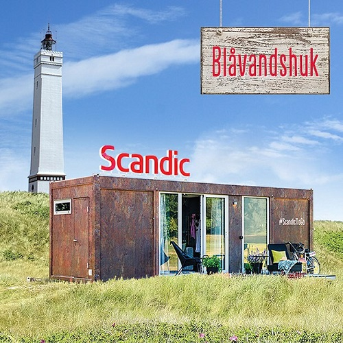 franchise hotels for sale, scandic to go module
