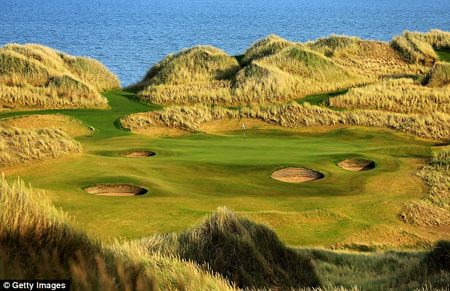 Golf courses for sale in Scotland and in the UK.